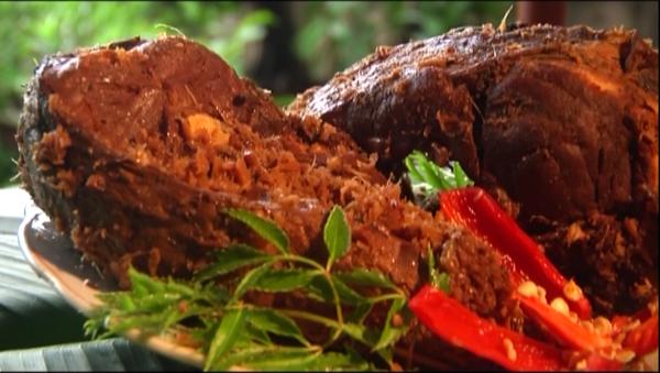 Món cá kho làng Vũ Đại Hà Nam nổi tiếng