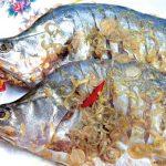 Món cá thát lát tẩm ớt chiên giòn cực ngon