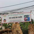 Cơ sở cá kho Bá Kiến nổi tiếng của làng Vũ Đại