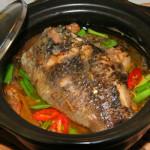 Cá rô kho thịt ba rọi thơm ngon hấp dẫn