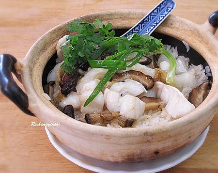 Món cá cơm hấp nấm rất ngon