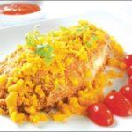 Cách làm món cá diêu hồng xốt lòng đỏ trứng ngon tuyệt