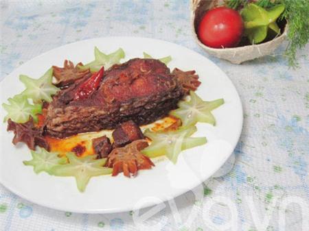 Cá kho nước dừa