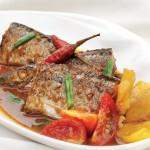 Hướng dẫn cách nấu món cá thu Nhật kho nước dừa ngon