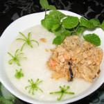 Cháo cá hồi và súp tôm dinh dưỡng giúp trẻ ăn ngon miệng hơn