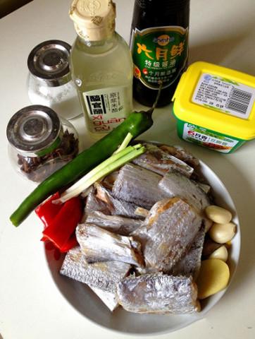 Nguyên liệu chính cho món cá hố kho tương