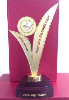 Cup vàng - Món ngon tinh hoa ẩm thực Việt 2014