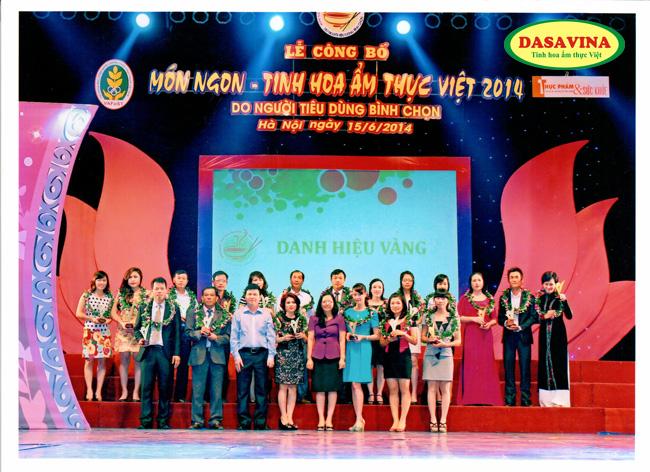 Cá kho làng Vũ Đại thương hiệu DASAVINA - món ngon tinh hoa ẩm thực Việt 2014