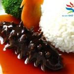 Du lịch Cô Tô ăn hải sâm