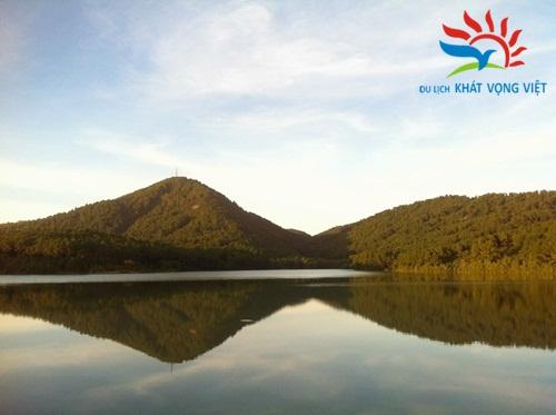 Hồ Thiên Tượng - Hà Tĩnh