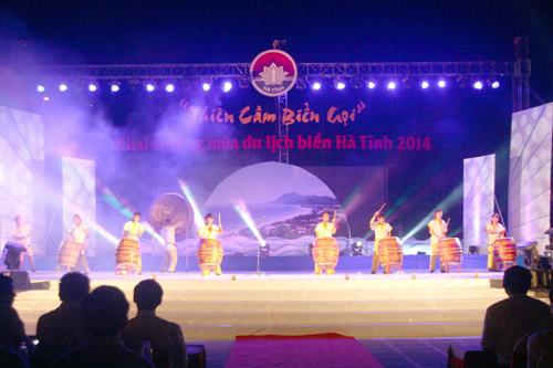 Lễ khai mạc Thiên Cầm biển gọi 2014