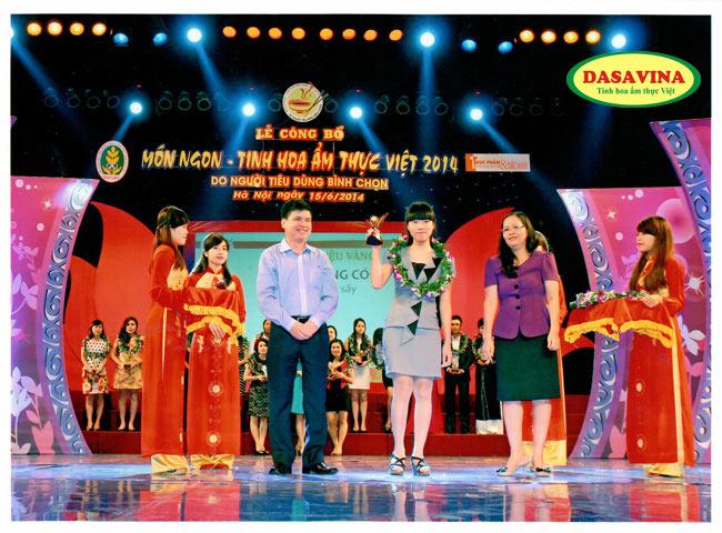 Chị Nguyễn Thanh Minh - Giám đốc Marketing Công ty Đặc Sản Việt Nam