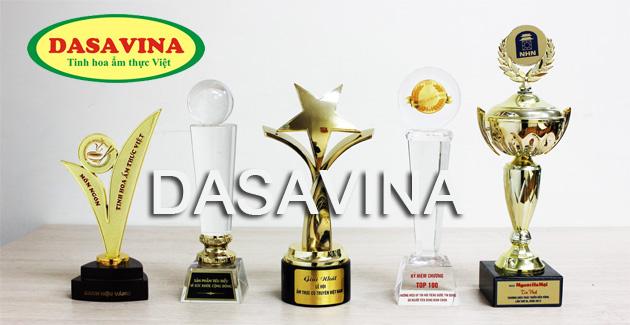 DASAVINA là thương hiệu uy tín nổi tiếng được tin dùng do người tiêu dùng bình chọn