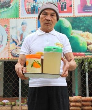 Ông Trần Huy Mão (67 tuổi)