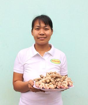Chị Trần Thị Huyền Trang (31 tuổi)