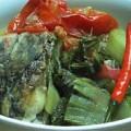 Cá nấu dưa chua hấp dẫn