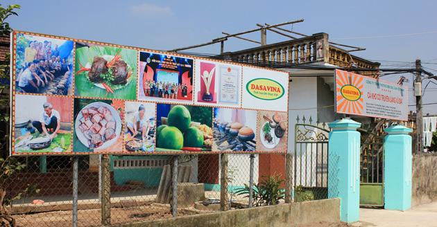 Chi nhánh công ty và xưởng sản xuất tại Hà Nam