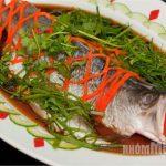 Cách làm món cá chẽm hấp ngon nhất