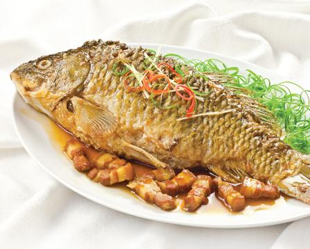 Cả nhà ngon cơm với món cá chép kho cực kỳ hấp dẫn