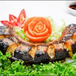 Bí quyết làm món cá chình biển nướng ngon tuyệt