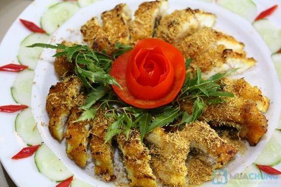 Món cá chình biển nướng chế biến vừa đơn giản vừa ngon miệng