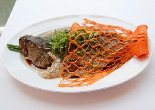 Cá hấp thơm ngon, đậm đà - cả nhà cùng ngon cơm