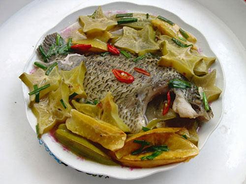 Đổi bữa với món cá hấp cực ngon