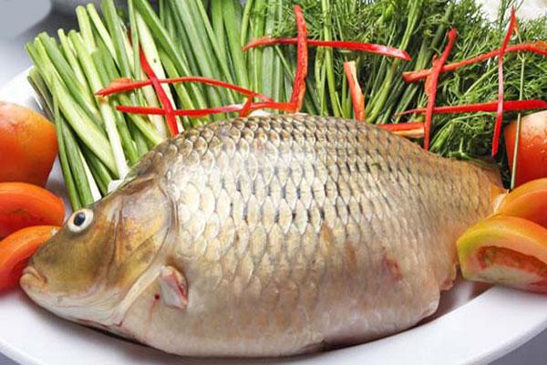 Nguyên liệu cho món cá hấp