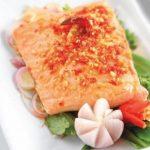 Hướng dẫn làm món cá hồi hấp ngon tuyệt