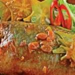 Cá kho tương hạt, món ngon mỗi ngày.