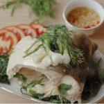 Cách làm món cá mè luộc ngon nhất