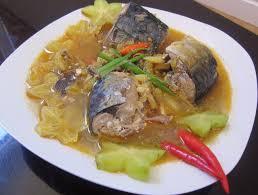 Cá nục kho khế chua - món ăn ngon nhất từ cá nục