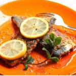 Công thức làm món cá nục khô chiên giòn sốt xì dầu đơn giản nhất