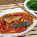 Cá nục sốt cà chua ngon tuyệt