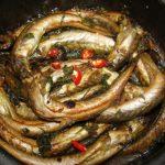 Đậm đà, đưa cơm với món cá chạch kho tương, riềng