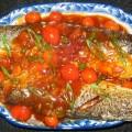 Ăn Cá kho cà chua với khẩu phần hợp lý có tác dụng làm đẹp da