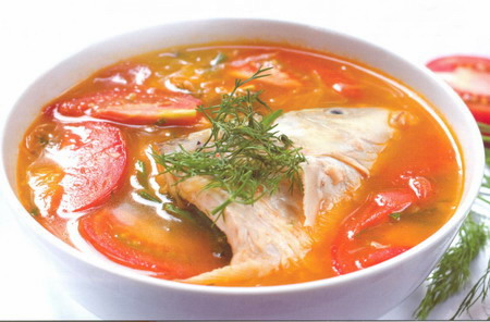 Canh cá chép cực kỳ bổ dưỡng