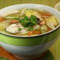 Canh chua cá bông lau thơm ngon, đậm đà và hấp dẫn