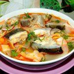 Hướng dẫn làm món canh chua cá bớp ngon tuyệt