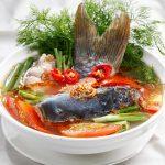 Hướng dẫn làm món canh chua cá chép ngon tuyệt