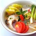 Canh chua cá chép chế biến cực đơn giản