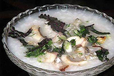 Cháo cá chép đỗ xanh thơm ngon bổ dưỡng