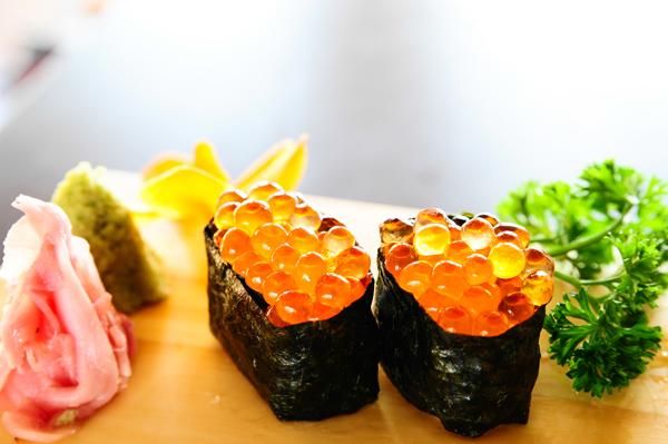 Trứng cá hồi thơm ngon, bổ dưỡng