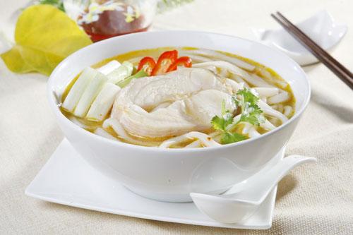 Bánh canh cá lóc thơm ngon, hấp dẫn vô cùng
