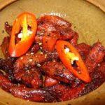 Cách làm món cá bống sao kho sả ớt tuyệt ngon