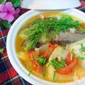 Canh cá chép rất tốt cho phụ nữ mang thai