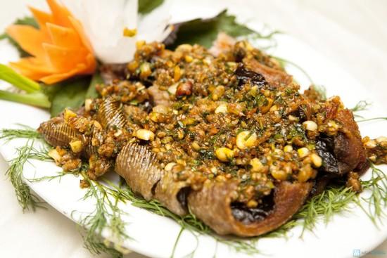 Cá đuối nướng chế biến cực kỳ đơn giản mà lại ngon miệng