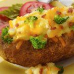 Cá hồi nhồi khoai tây chiên kiểu Nga thơm ngon đúng điệu