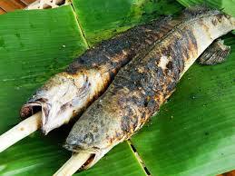 Cá lóc nướng trui chế biến cực đơn giản mà ngon miệng