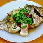 Tuyệt chiêu làm món cá luộc cực ngon